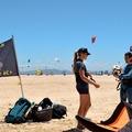 Course: Semi Private Kitesurfing Classes in Tarifa