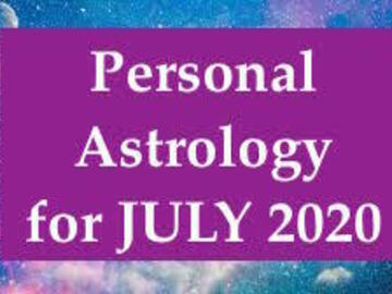 Selling: FULL PERSONAL ASTROLOGY FOR JULY-TIMAEON