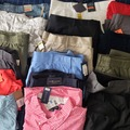 Buy Now: Plus Size Men's mix lot of 30 pieces Department Store Clothes