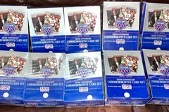 Buy Now: 10 NEW sealed boxes NFL Pro Set limited edition Super Bowl cards