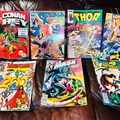 Buy Now: SEVEN vintage 1980-1984 Spanish language Marvel comics!