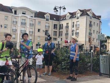 Actualité:  Le Vélo-Parade organisé par Maisons-Mesnil Vélo