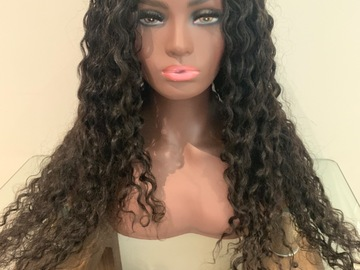 For Sale: Deep wave wigs for sale