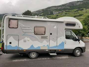 Don:    A donner Camping car fiat ducato Hymer