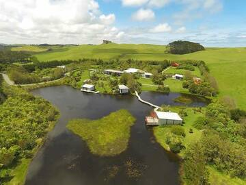 Exclusive to LiveLocal: Wai Hou Oma Lodge - Kai Iwi Lakes - 1 bedroom Lodge