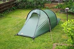 Vuokrataan (päivä): Hilleberg Nallo2 - teltta