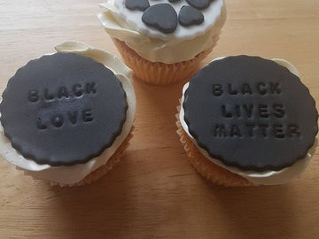 For Sale: Personalised cupcakes