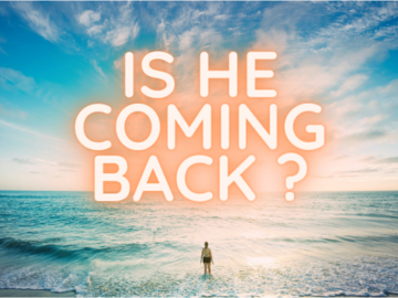 Selling: IS HE COMING BACK TO YOU ?  - ROSE ANGEL