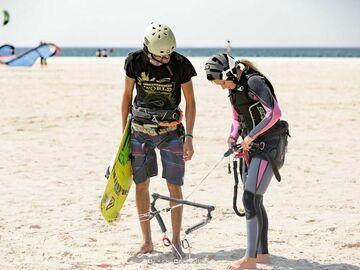 Course: Private Kite coaching dakhla