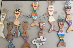 Selling with online payment: Whimsical Mermaids