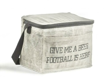 Selling with online payment: Football 6-Pack Cooler