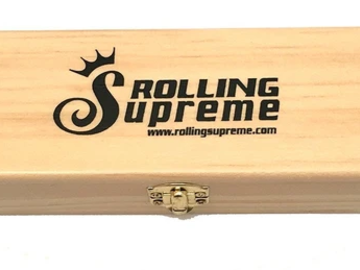Post Now: Rolling Supreme Wooden Rolling Box - Small