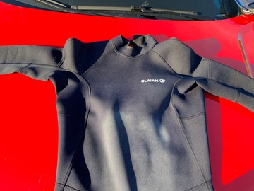 Selling: Olaian XL wetsuit