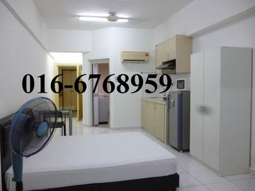 For rent: Megan Ambassy, Jalan Ampang , Fully Furnished, Studio Unit / Room
