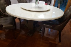 Selling with online payment: Marble Dining Table