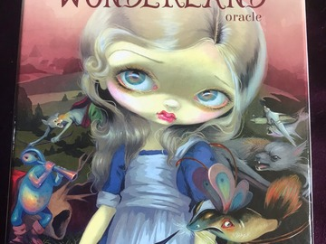 Selling: Alice - The wonderland Oracle special - JANE