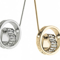 Buy Now: 25 Pieces Love Promise Necklaces made with Swarovski Elements