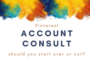 Offering online services: Account Consultation
