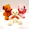 Buy Now: Valentine's Day Plush Stuffed Teddy Bears Toy – 8″ PRE-PRICED $4.