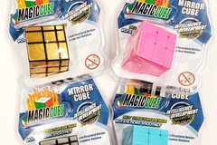 Buy Now: MagicCube 3 X 3 Block Brain Teaser Cube Puzzle Toy