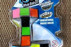 Buy Now: Magic Cobra Twist Puzzle Toy – 24 Wedges Magic Ruler