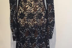Selling: Kate Sylvester Lace / Crochet Evening Dres
