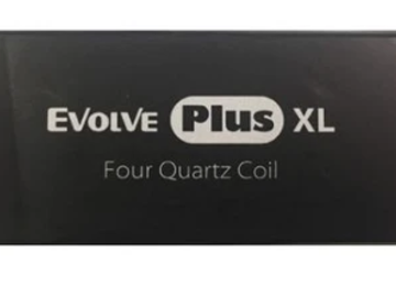 Post Products: Yocan Evolve Plus XL Coils - Quad Quartz