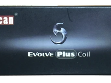 Post Products: Yocan Evolve Plus Coils - Quartz Dual Coil