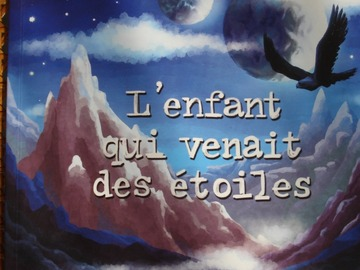 Vente: L'enfant qui venait des étoiles - Yann Hegann -