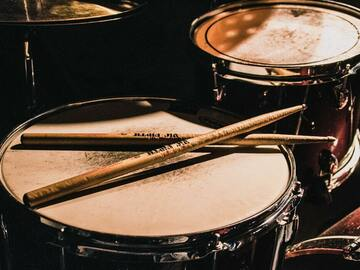 Online Payment - 1 on 1: Learn About All Things Drums