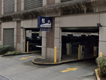 Daily Rentals: Atlanta GA, Downtown Atlanta Parking Garage
