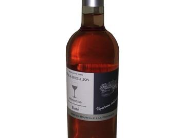 Vente avec paiement en direct: Vin Rosé AOC FRONTON TRADITION