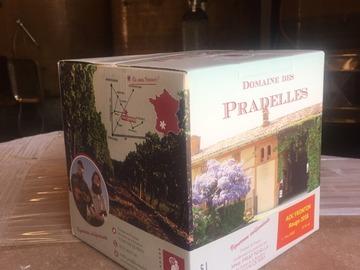 Vente avec paiement en direct: Vin Rosé AOC FRONTON (vinibag de 5 litres)
