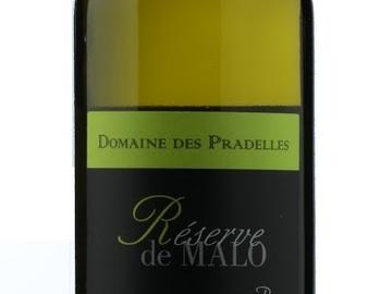 Vente avec paiement en direct: Vin Blanc sec  IGP Comté Tolosan RESERVE DE MALO