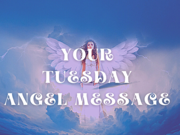 Selling: Tuesday Angel Card Reading