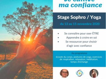 Offre: Stage Sophro - Yoga