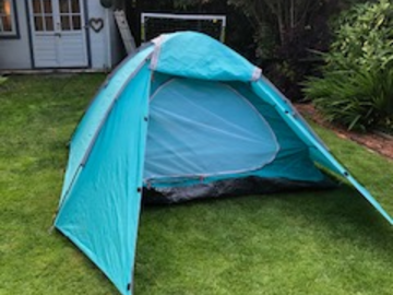 Renting out with online payment: 4 person tent
