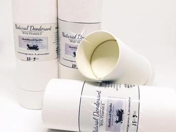 : Natural Deodorant