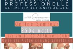 Schulung / Kurs: Anatomie, Physiologie & Pathologie für Kosmetikerinnen