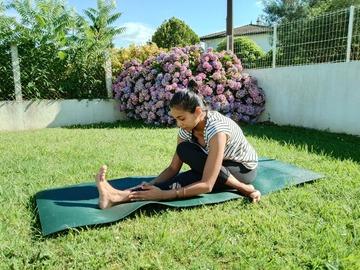 Private Session Offering: Mindful Hatha Yoga & Meditation (1.5 hours)