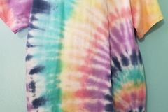 Selling with online payment: Youth Tie-Dyed  T-Shirt