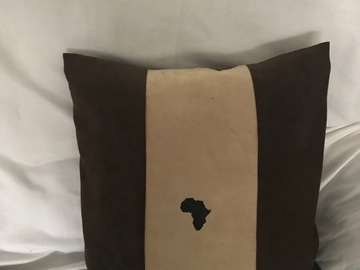For Sale: Africa cushion