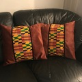 For Sale: Coco Kente cushion