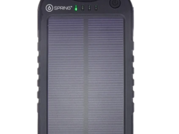 Post Products: Spring Solar Charger