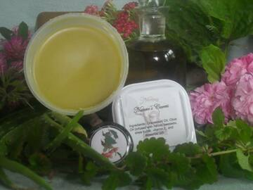 Selling: Native Blend's Herbal Salves- Nature's Caress