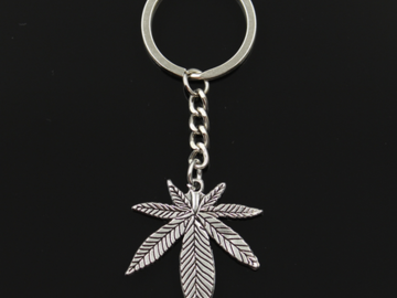 Post Products: Fashion 30mm Key Ring Metal Key Chain Keychain Jewelry Antique Br
