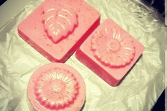 For Sale: Organic Shea butter and Oatmeal soaps. (3 bars)