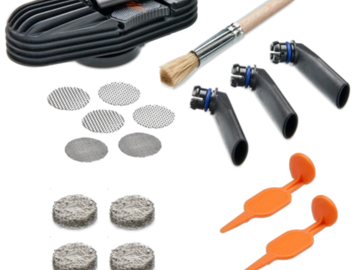 Post Products: Storz & Bickel Mighty Wear & Tear Set