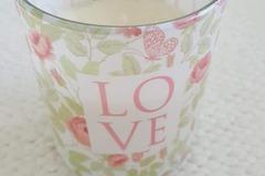Ilmoitus: Love tuoksukynttilä