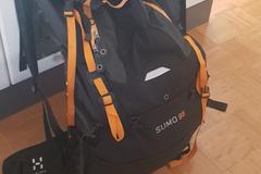 Vuokrataan (viikko): Haglöfs SUMO 95 -rinkka